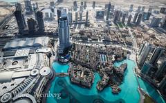 OVERLOOKING DUBAI_C158826.jpg (Marc Weinberg) Tags: lake water skyline architecture buildings landscape construction dubai uae manmadelake artificiallake unitedarabemirate