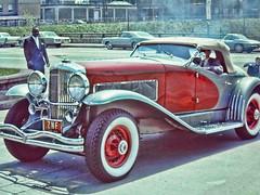 1936 Duesenberg SSJ (gswetsky) Tags: classic antique clarkgable duesenberg ccca ssj