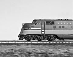 IC, Tolono, Illinois, 1960 (railphotoart) Tags: illinois unitedstates 4001 stillimage tolono