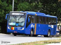 Pedrosa (PE) 504 (José Franca SN) Tags: man bus volkswagen millennium caio autobus onibus buss volksbus autobuses autocarro