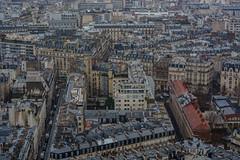DSC_7121 (Afrobandit252) Tags: paris tower girl rain downtown tour eiffel sacre couer effeil