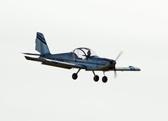 G-CDNI EV-97 Teameurostar of FlyCB (David Russell UK) Tags: sport airplane airport team eurostar aircraft aviation aeroplane ev recreation peterborough 97 conington ev97 cosmik egsf gcdni teameurostar flycb eb97