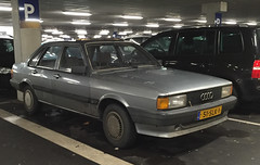 1986 Audi 80 Diesel (peterolthof) Tags: groningen 51slk1 audi 80 sidecode7 import peterolthof