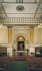 All Souls Langham Place, Interior (Matthew Huntbach) Tags: london church w1 allsouls langhamplace