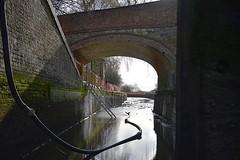 Stoke Bruerne Grand Union Canal, Top Lock. (Fleet flyer) Tags: canal lock northamptonshire grandunioncanal stokebruerne lockgate