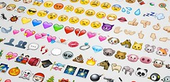 Have Emojis extended the digital communication? (d.emily13) Tags: emoticons digitalcommunication emojis