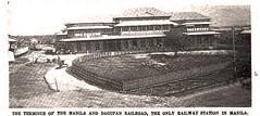 Manila and Dagupan RR station in Manila - 1899 (SSAVE w/ over 5 MILLION views THX) Tags: philippines manila depot spanishamericanwar mrr railroadstation 1899 tutubanstation manilaanddagupanrailroad manilarailroaddepot