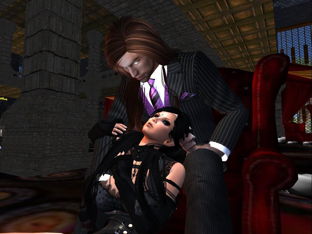 Masters vampires dominants bdsm secondlife