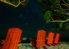 Stars of Inspiration (allansoul) Tags: longexposure vacation beach night boats view south philippines views cebu nightsky inspirationpoint ultrawide hdr 2016 moalboal cebusugbo tokina1116 allansoul halemannaresort