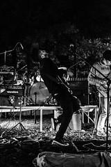 Alondra (martinnarrua) Tags: bw music white black byn blanco argentina rock night dark noche evans nikon shadows darkness live negro livemusic bn entre ros amateur sombras oscuridad oscuro coln alondra monocromtico liebig nikond3100