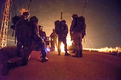Rimon Training in the Jordan Valley (Israel Defense Forces) Tags: army jordan soldiers idf rimon jordanvalley israeldefenseforces commandobrigade rimonunit
