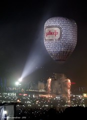 Taunggyi - fireworks balloon_2 (maccdc) Tags: festival fireworks balloon myanmar candlelit taunggyi bhurma