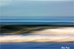 Impressionist 0104 (Brian Preen) Tags: sea waves expressive slowpan