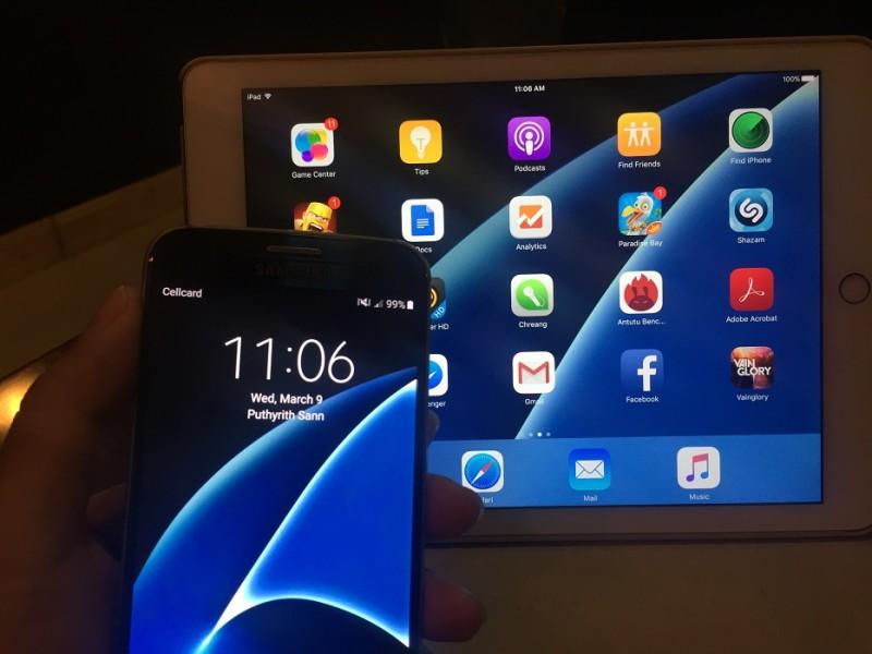 អ្នកប្រើ iPhone និយាយថា Android ដើរយឺតគាំងៗឆាប់អស់ថ្មពិបាកប្រើណាស់! រីឯអ្នកប្រើ Android វិញនិយាយថាមកពីអ្នកប្រើ iPhone អត់សូវចេះប្រើទូរស័ព្ទអស់ទេ