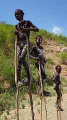 Ethiopia1183 (kaiserinlee) Tags: tribe mursi