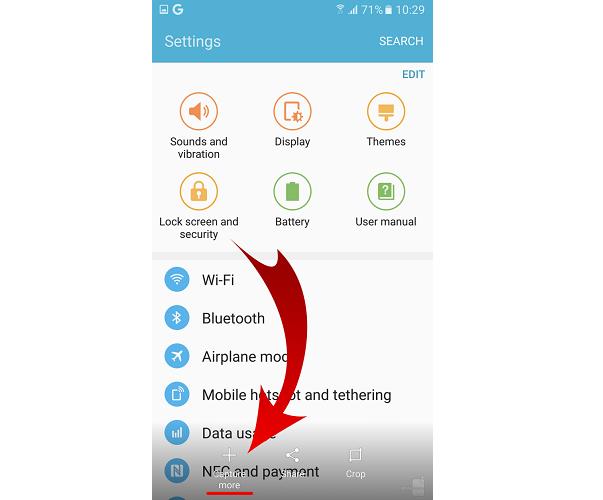 របៀប Screenshot ផ្ទាំងអេក្រង់ទាំងមូលលើ Galaxy S7 និង S7 Edge