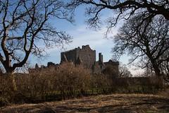 Craigmillar Castle (60) (Bill Cumming) Tags: castle scotland edinburgh ruin historicscotland 2016 craigmillar