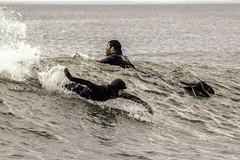 DSC_8612 (2) (Donnie Nicholson) Tags: waves surfer rockawaybeach surfergirl yesterdayswaves