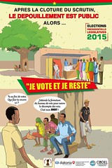 Burkina Faso 2015 (lections Qubec) Tags: burkina lections afrique faso bnin africaines