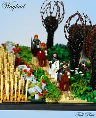 Waylaid (4 of 11) (Emil Lid) Tags: horse tree field lego darby sir goh moc nyle kipp waylaid harlon