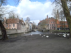 The Canals of Bruges. (greentool2002) Tags:
