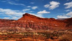 Paria Valley ( Grand Staircase Escalante NM, Utah) (Sveta Imnadze) Tags: sky nature utah cliffs cluds pariavalley grandstaircasenm