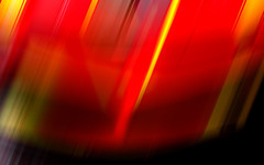 astratto in rosso III (Rino Alessandrini) Tags: red abstract blur color yellow race speed moving blurred ferrari giallo movimento machines astratto rosso colori velocit mosso gara sfocato macchie