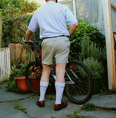 Bermuda Shorts With Kneesock S In Men S Fashion
