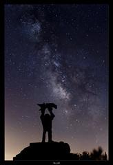 Puerto del calatraveo. (rafaj39) Tags: noche nikon via cielo estrellas larga exposicin lctea d7000