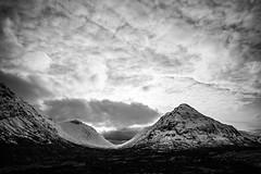 Scale (stephen cosh) Tags: blackandwhite mediumformat landscape scotland glencoe zeiss21mmbiogon stephencosh leicammonochromtyp246