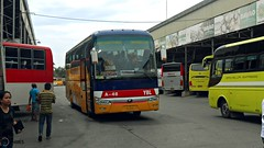 Yellow Bus Line A-48 (Monkey D. Luffy 2) Tags: road city bus public photography photo coach nikon philippines transport vehicles transportation coolpix vehicle society davao coaches philippine enthusiasts yutong yuchai philbes zk6122hd