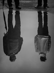 Kopfstand.jpg (buw2012) Tags: b wasser spiegel spiegelbild