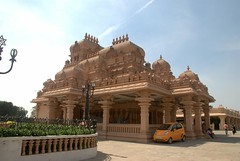 A Smaller temple in the complex (VinayakH) Tags: india religious temple delhi hindu hinduism chattarpur katyayani