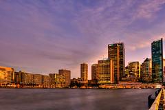 Before Night Starts (satochappy) Tags: sunset buildings cityscape harbour sydney australia circularquay