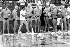 FINA Men's Water polo Olympic Games Qualifications Tournament 2016 - Trieste (ITA) (fina1908) Tags: blue italy men fina ita trieste waterpolo olympicgames qualification 2016 pallanuoto tournament2016 rsatimeout