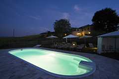 Marcheholiday - Casa Salice (Marcheholiday Le Marche Images) Tags: holiday home pool wine hiking biking tasting marche montecarotto