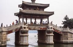 Bruckenpfeiler # China_2006_2560 # Leica R9 Fuji Provia100 - 2006 (irisisopen f/8light) Tags: china leica color film fuji beijing slide farbe provia peking 100f diafilm r9 irisisopen