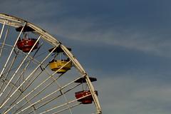 Pier Santa Monica - Los Angeles (simone_dib) Tags: park trip canon pier photo losangeles santamonica eua