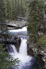 L_A-73 (Mireille & Jacky Weiland Photography) Tags: canada nationalpark alberta banff pays johnstoncanyon johnsoncreek