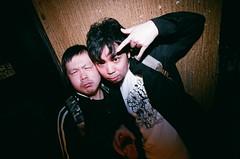 Mar.2016 / Japan (okamabu) Tags: party music film japan 35mm tokyo shimokitazawa haveaniceday vogos shimokitazawabasementbar shimokitazawathree morookamanabu  shioriikeno
