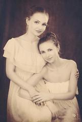 Sisters (MissSmile) Tags: family portrait studio artistic sweet memories misssmile