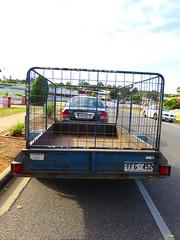 2012 Ford Fairmont Ghia (RS 1990) Tags: ford car sedan april adelaide trailer friday southaustralia 15th bf fairmont ghia mkii 2016 kessner