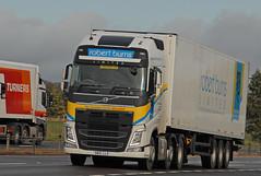 VOLVO - Robert Burns Ltd SB15 LLX (john_mullin) Tags: uk truck scotland transport perthshire scottish goods vehicles lorry perth delivery vehicle british trucks tayside freight trucking distribution logistics supply commercials lorries haulage hgv