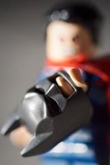 Superman vs Batman (sickclicks) Tags: man night dark steel super superman batman vs supermanvsbatman