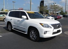 Lexus - LX 570 - 2015  (saudi-top-cars) Tags: