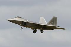 04-4072 F-22A Raptor USAF (Paul Rowbotham) Tags: ty raptor f22 usaf lakenheath f22a 044072
