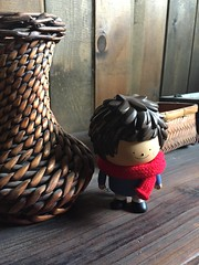 Ren (Vricr) Tags: toy ren treeson