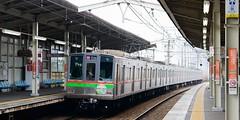 Reverse Run (H.H. Mahal Alysheba) Tags: railroad japan train tokyo nikon nikkor afs keisei d800 85mmf18