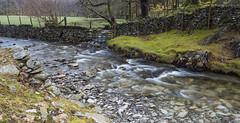 Flow (RD400e) Tags: water canon outdoors eos rocks lakes 5d f28 ef 2470l gitzo mk3 tilberthwaite bwpolariser
