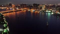 View at the Nile (konde) Tags: city boat egypt nile cairo maisema